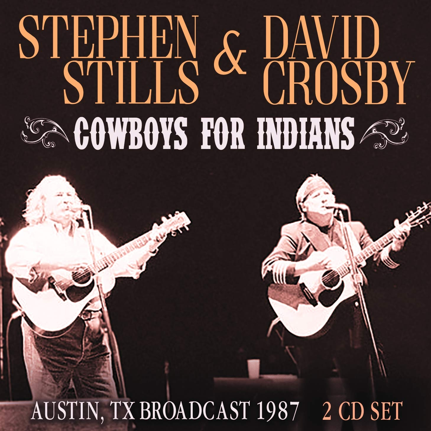Cowboys For Indians (2CD)