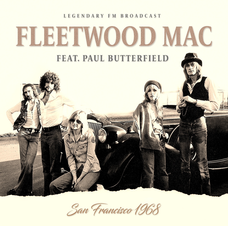 Fleetwood Mac with Paul Butterfield 1968-06-09