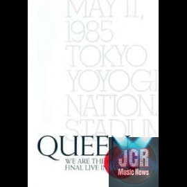 We Are The Champions - Final Live In Japan  (DVD)