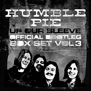 Up Our Sleeve-Live 1972-73 (Box-Set)