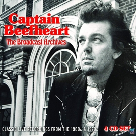 The Broadcast Archives Box Set (4CD)