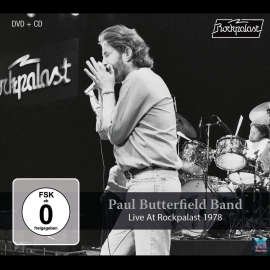 Rockpalast - Blues Rock Legends Vol.2 (DVD IMPORT ZONE 2)