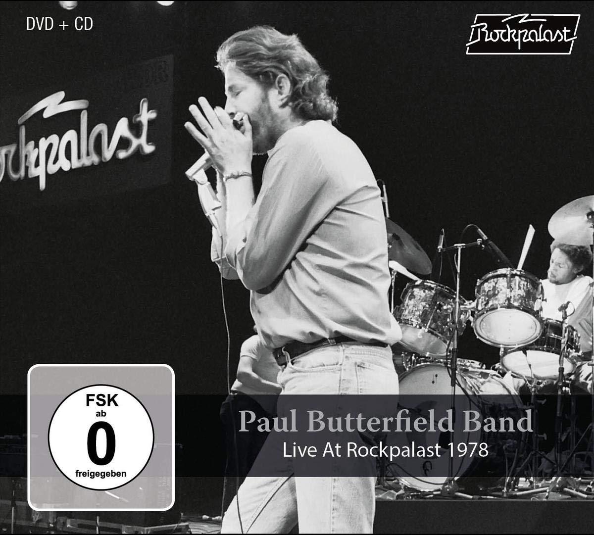 huge selection of af7bf 9d447 Rockpalast - Blues Rock Legends Vol.2 (DVD IMPORT ZONE 2)