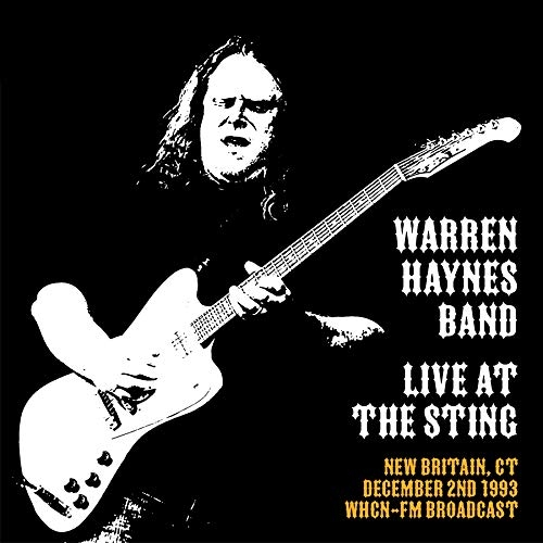 Live At The Sting, New Britain !, CT, Dec 2nd 1993