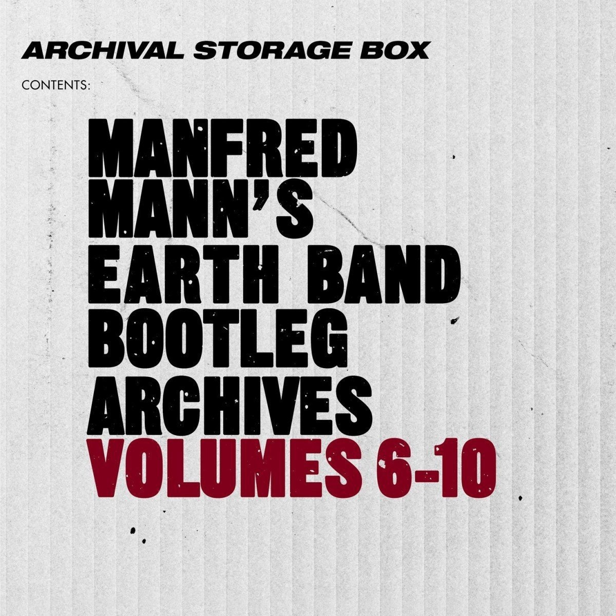 Bootleg Archives Volumes 6-10 (5CD)