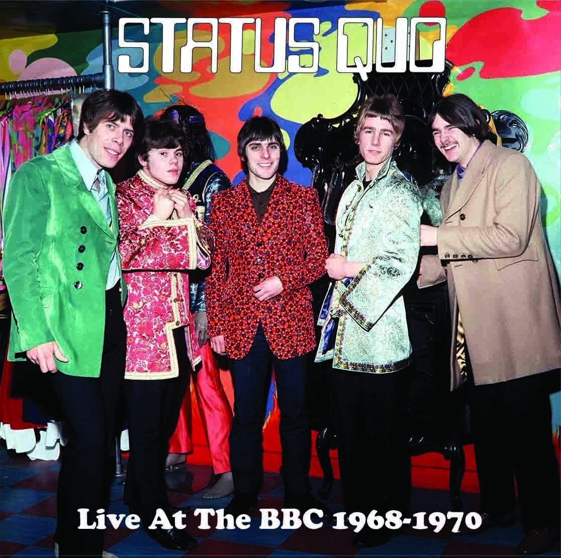 Live At The BBC 1968-70 ! (Vinyl)