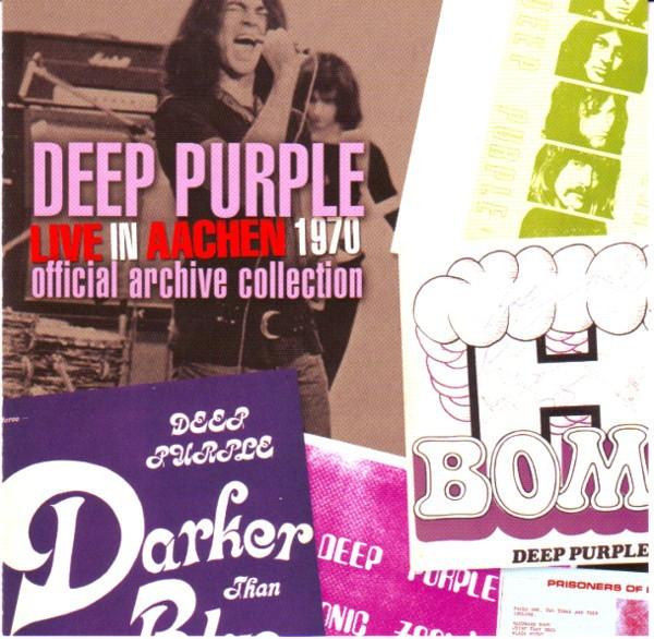 Live in Aachen 1970  (Vinyl)