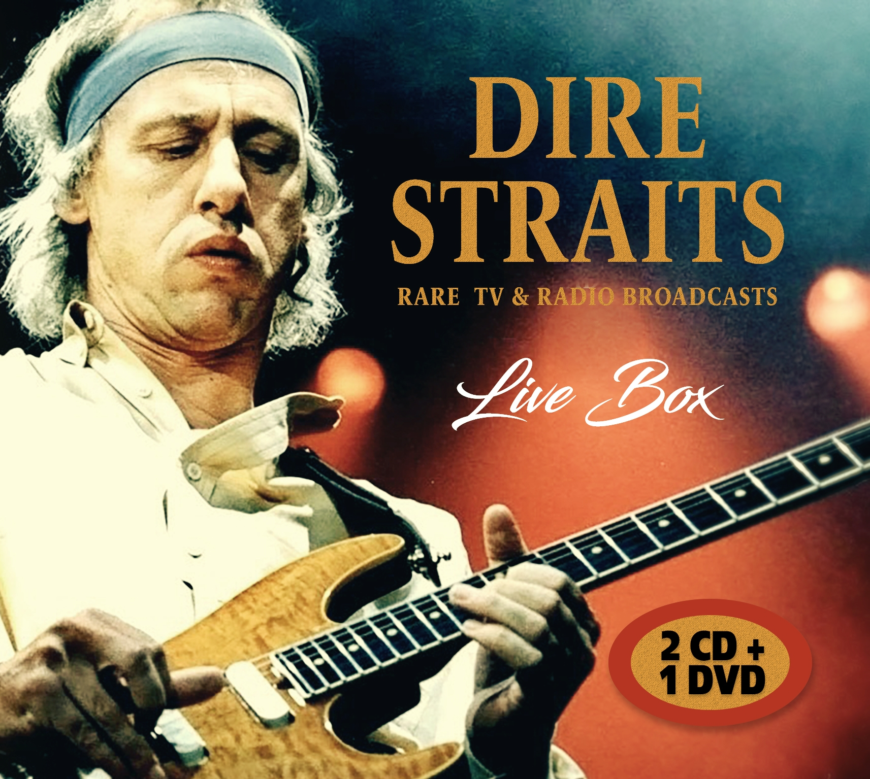 Live in concert 1979 - 1992 (2CD + DVD)