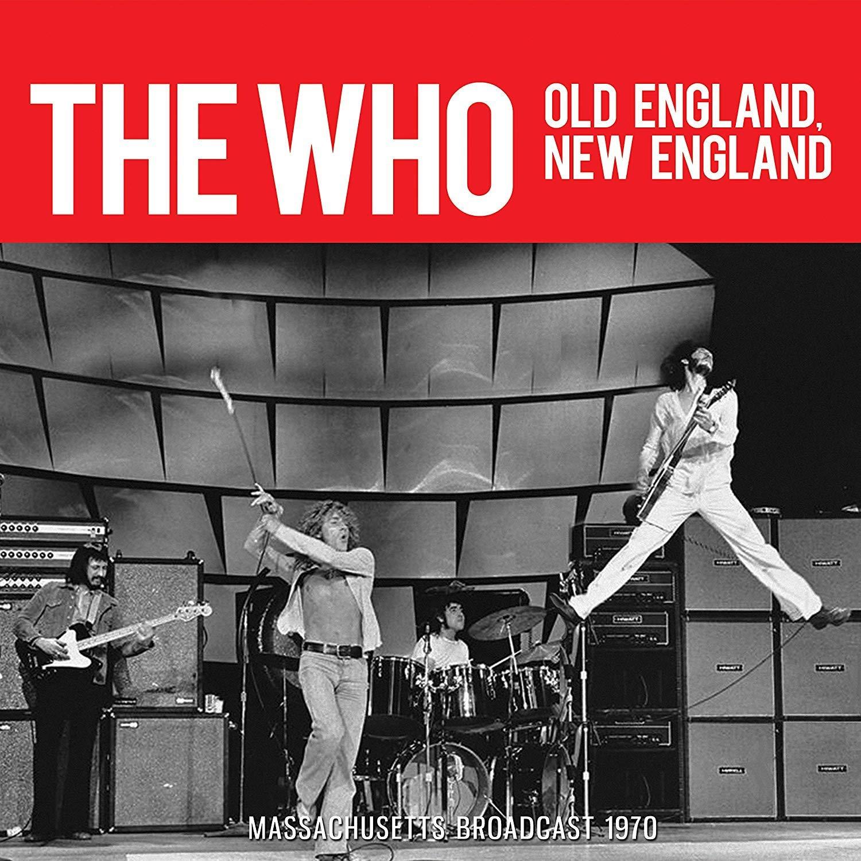Old England, New England