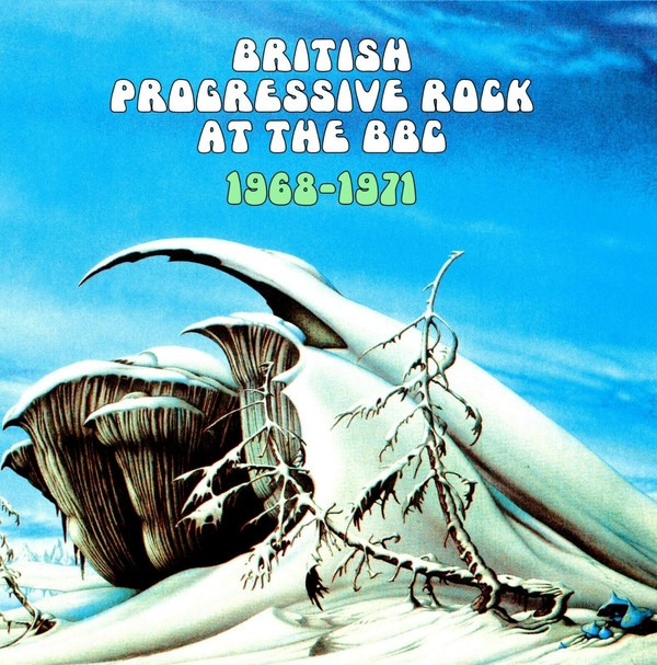 British Progressive Rock At The BBC 1968-1971 (2 Vinyls)