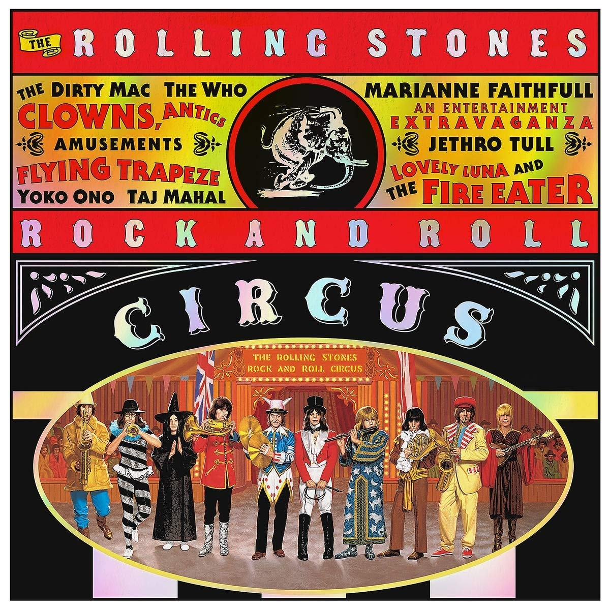 The Rolling Stones Rock and Roll Circus 2 CD