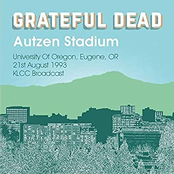 Autzen Stadium, University Of Oregon, Eugene, Live 1993 (2CD)