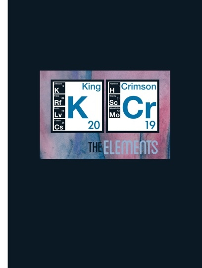 The Elements Of King Crimson - 2019 Tour Box (2CD)