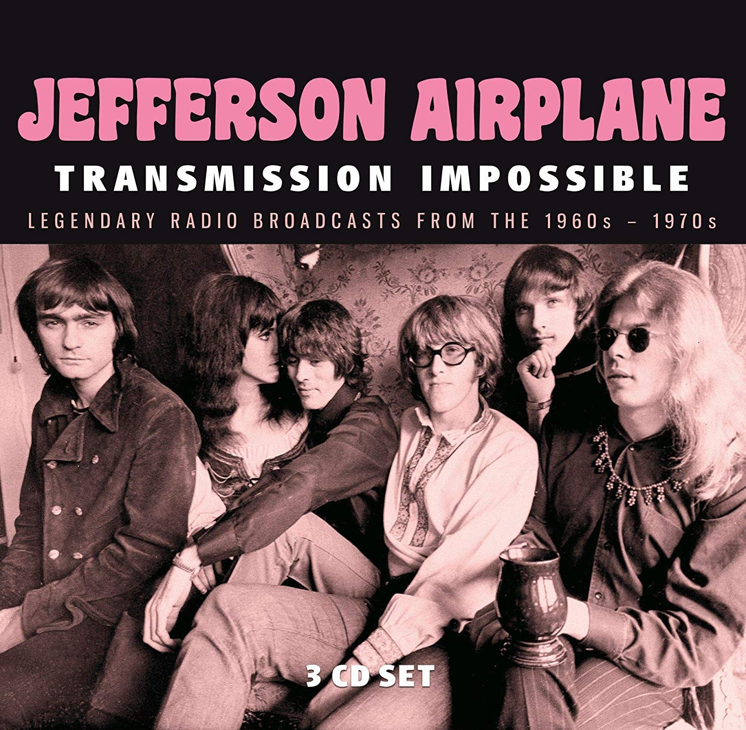Transmission Impossible  Live 1966-1970(3CD)