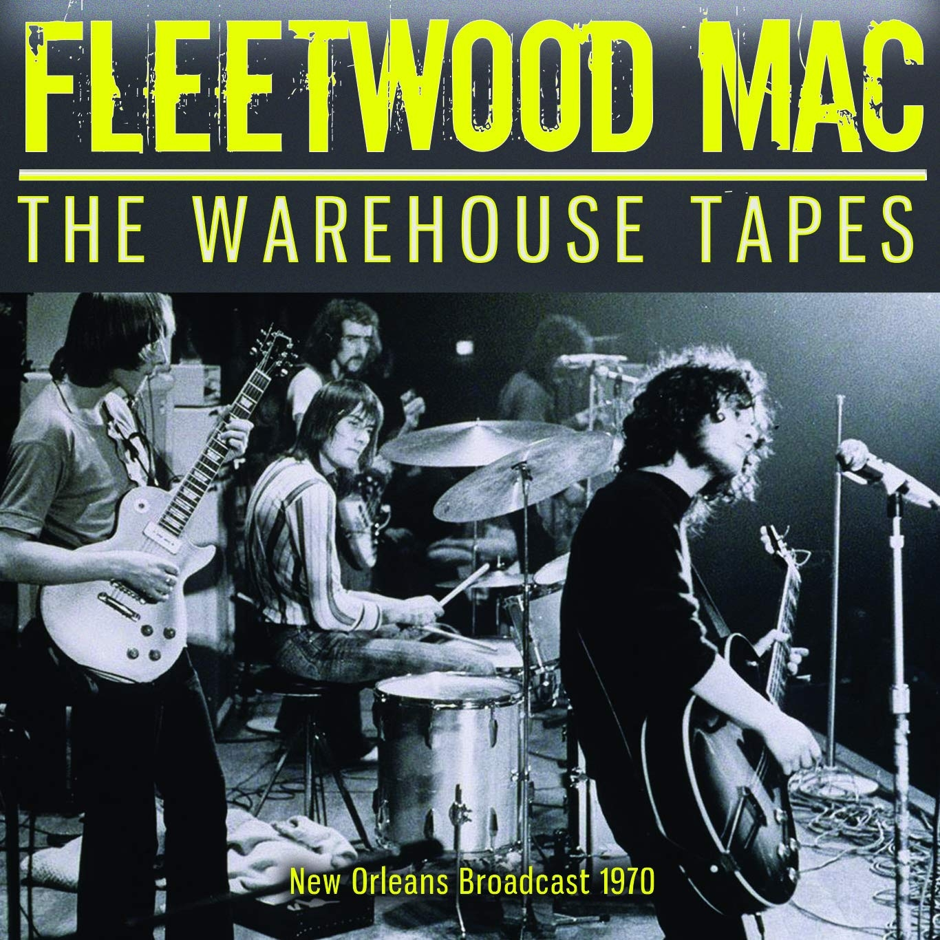 The Warehouse Tapes Live 1970