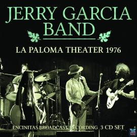 La Paloma Theater Live 1976 (3CD)