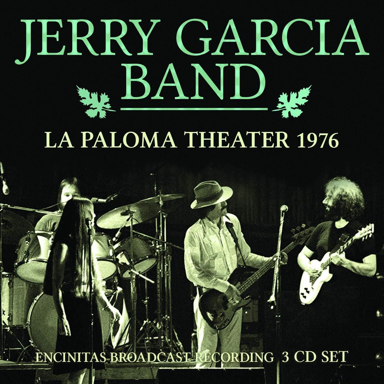 La Paloma Theater Live 1976 (3CD)