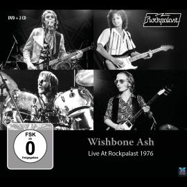 Wishbone Ash - Live At Rockpalast 1976 (CD/DVD)