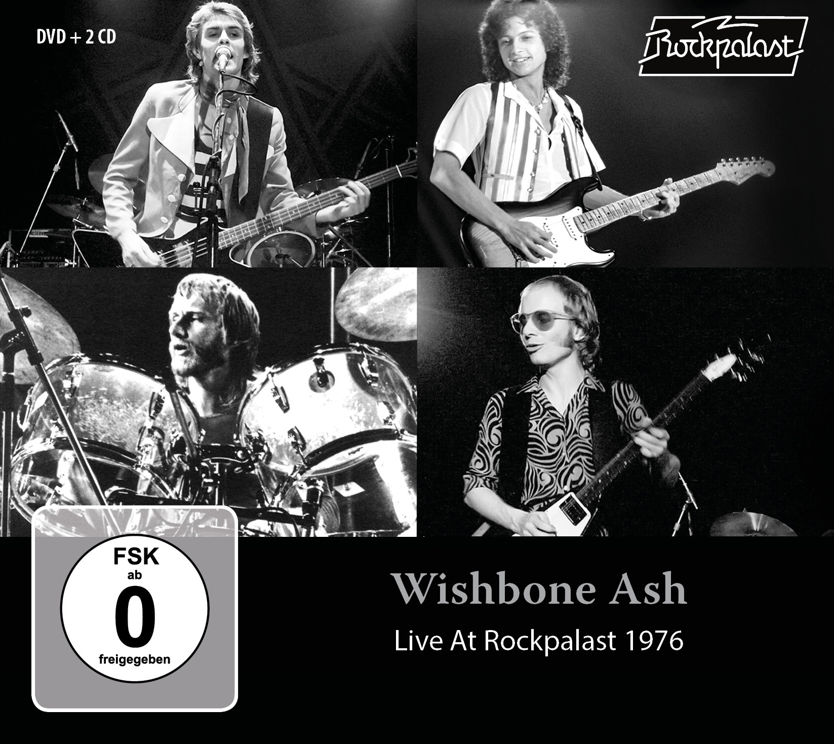 Wishbone Ash - Live At Rockpalast 1976 (CD/DVD)
