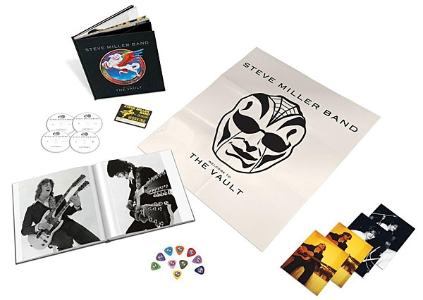 Welcome From The Vaults (3CD + DVD)