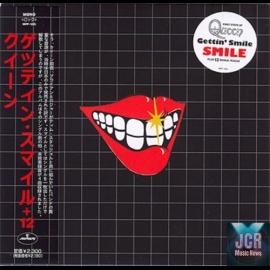 SMILE GETTIN' SMILE (PRE QUEEN) CD MINI LP OBI