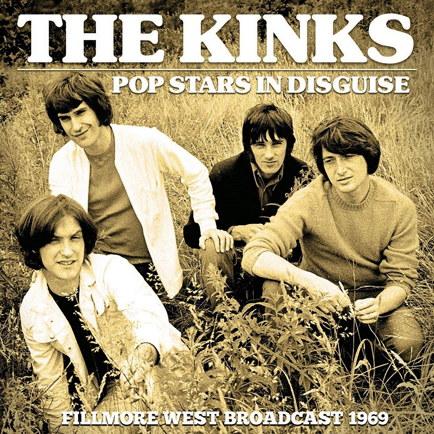 Pop Stars In Disguise Live 1969