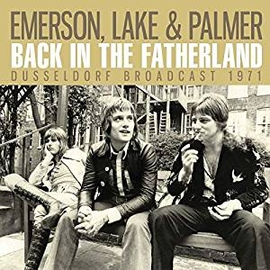 Back In The Fatherland Live 1971