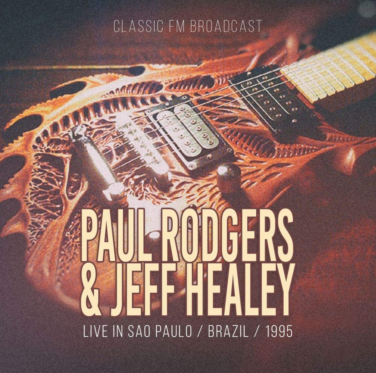 Live In Sao Paulo 1995