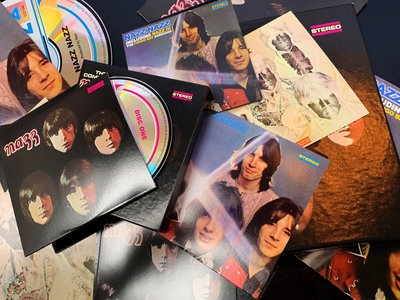 The Complete Nazz ( + Bonus Tracks)