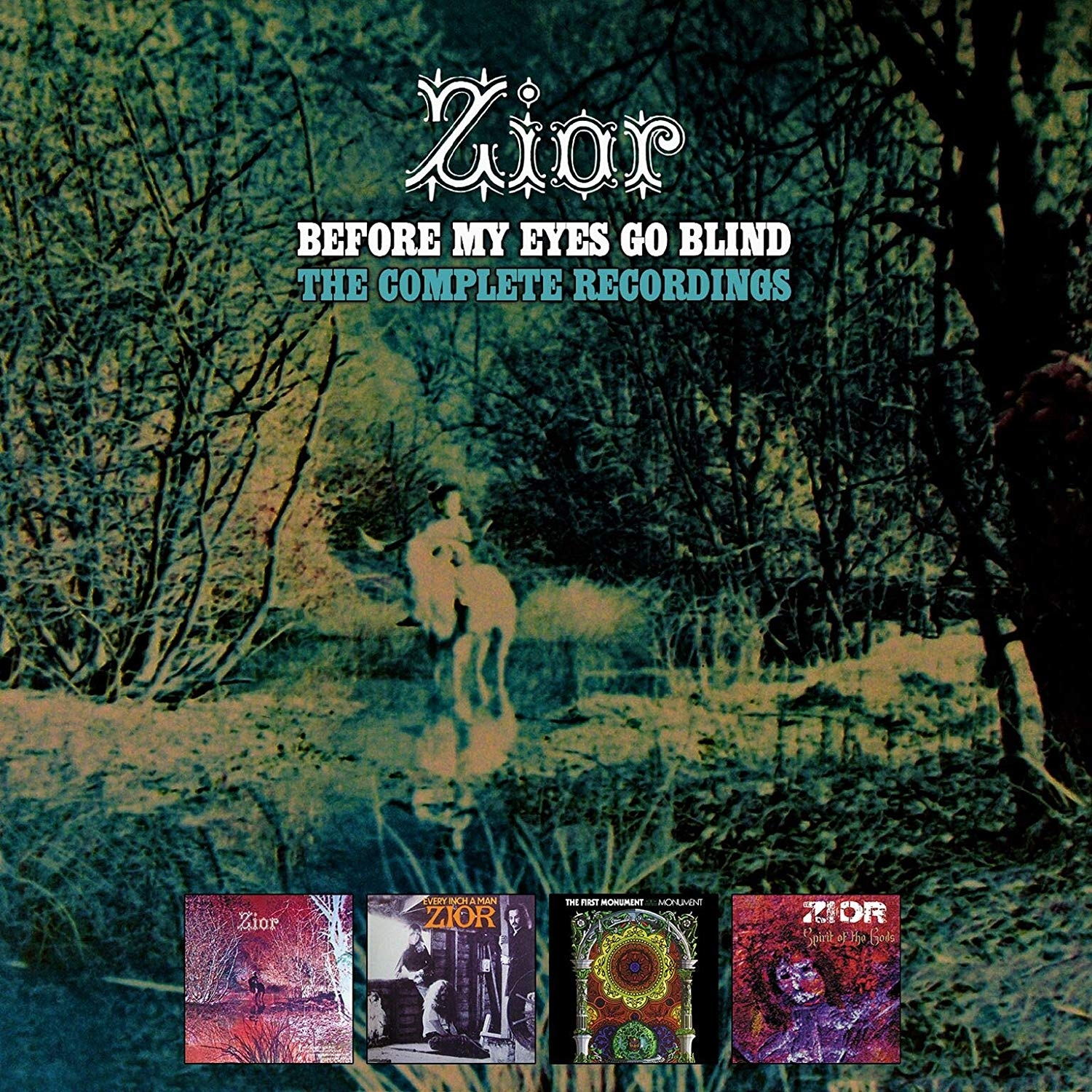 Before My Eyes Go Blind: The Complete Recordings