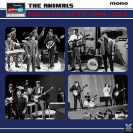 The Complete Live Broadcasts 1: 1964-1966 ! (2 CD)