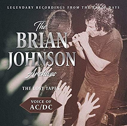 The Brian Johnson Archives (3CD)