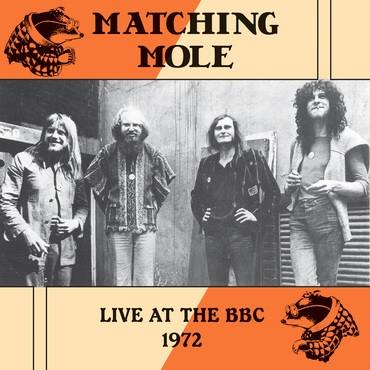 Live At The BBC 1972  ! (Vinyl)