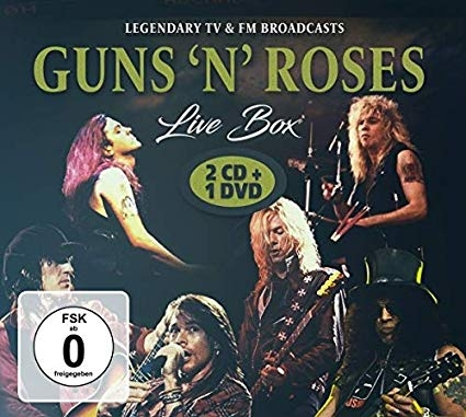 Rock Box (2CD + DVD)