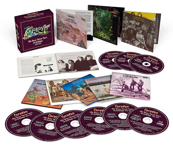The Decca/Deram Years (An Anthology) 1970-1975 / 9CD box set