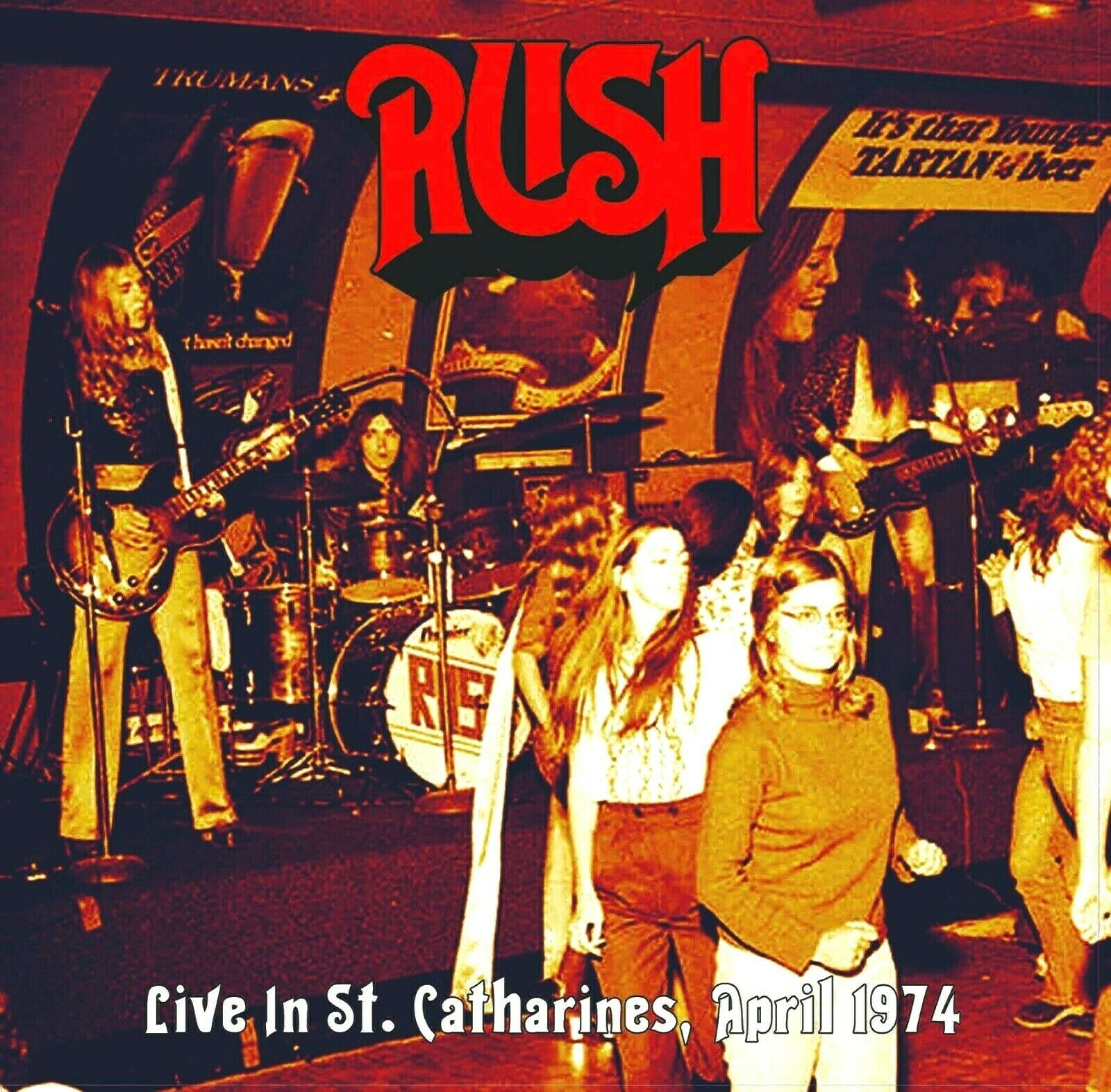 Live At St. Catharines April 1974 (Vinyl)
