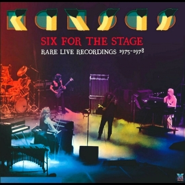 Six for the Srage - Rare Live Recordings 1975-1978 ( 2 Vinyl)