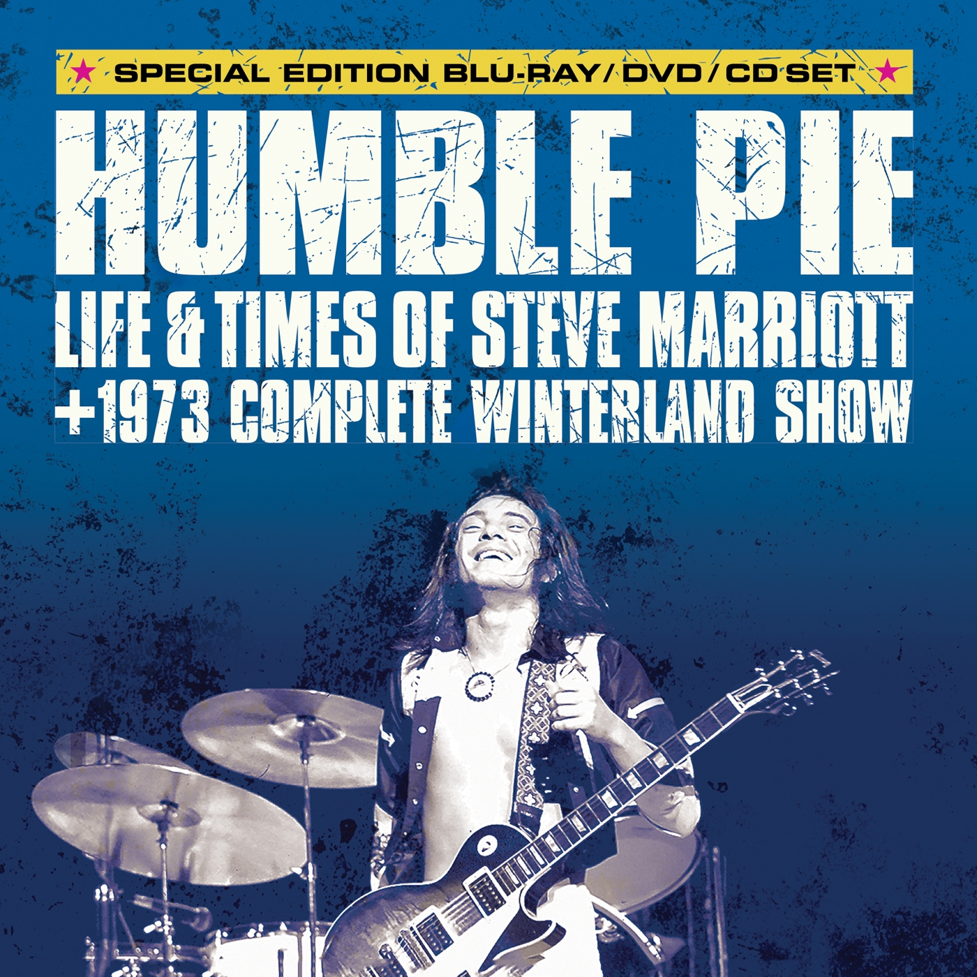 Humble Pie: Life And Times Of Steve Marriott (DVD+CD)