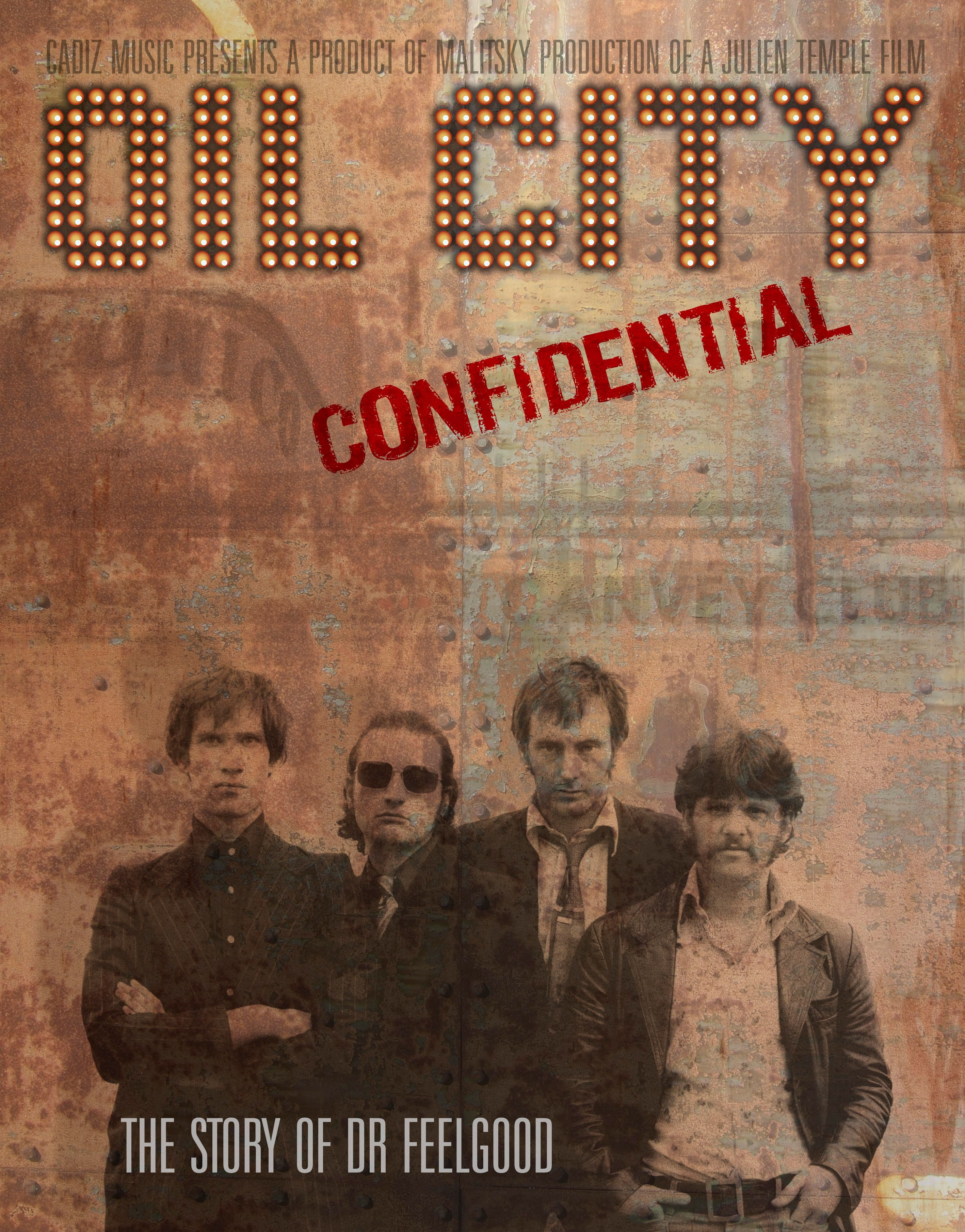 Oil City Confidential: The Story Of Dr Feelgood (DVD)