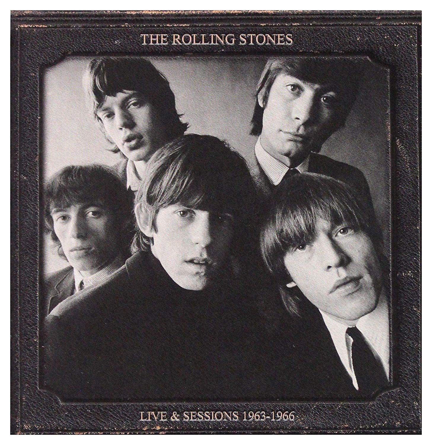 Live and Sessions 1963-66 Box Set ! (6 CD)