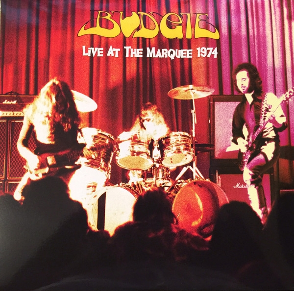 Live At The Marquee 1974 (Vinyl)