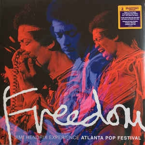 Freedom: Atlanta Pop Festival (2 Vinyls)