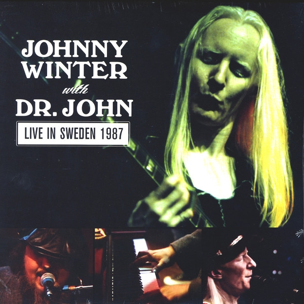 Live In Sweden 1987 (Vinyl)
