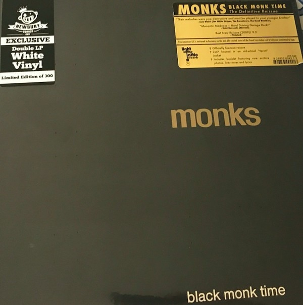Black Monk Time (2 Vinyls) includes booklet