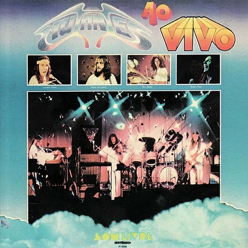Ao Vivo (Vinyl)
