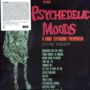 Psychedelic Moods of The Deep (3 Vinyls)