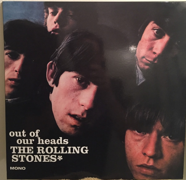 Out of Our Heads (UK Version) (Vinyl-180 gram