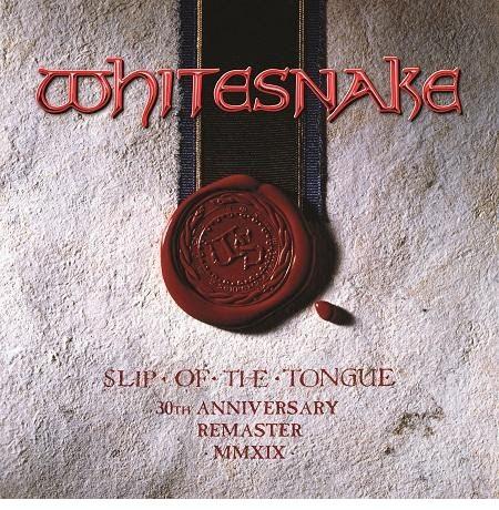Slip of the Tongue 30th anniversary box set 6CD+DVD