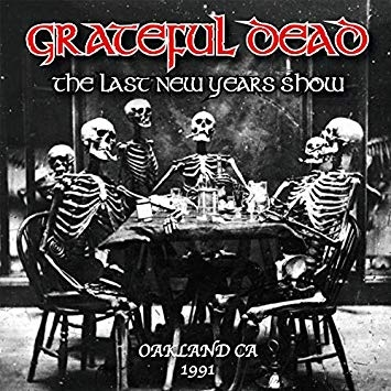 The Last New Years Show, Oakland, Ca, 1991 Box Set