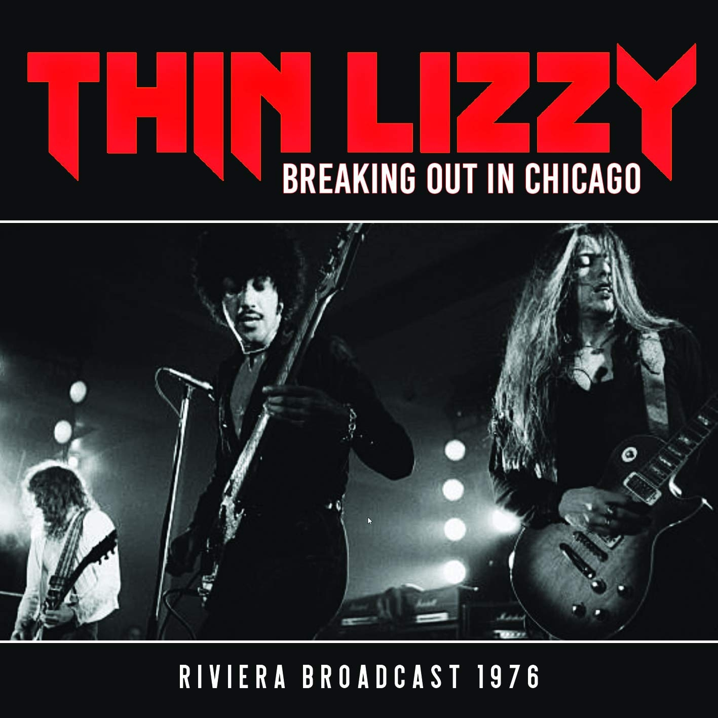 Breaking Out In Chicago Live 1976